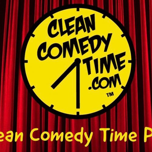 Clean Comedy Time Podcast Promo