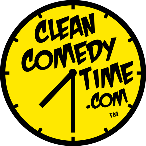 Clean Comedy Time
