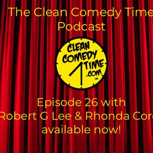 Robert G. Lee and Rhonda Corey